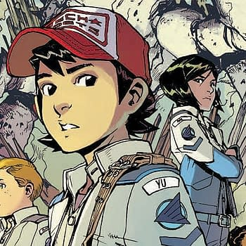 Mech Cadet Yu #3 Review: Exciting Charming And All-Around Fun
