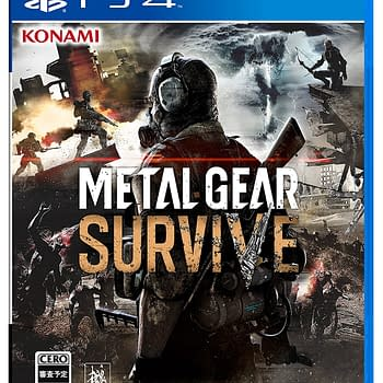 Konami Give Out Info &#038 Release Dates For Metal Gear Survive