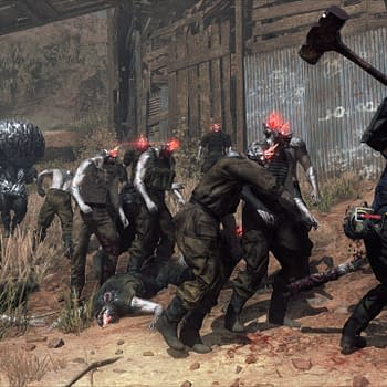 Metal Gear Survive Gets a Hyperactive Trailer Preparing for This Weeks Launch