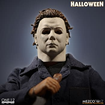 Michael Myers Goes Up For Preorder From Mezco Tomorrow – Happy Halloween
