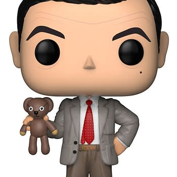 Mr Bean gets A Funko Pop And One Of The Most Ridiculous Chases Ever