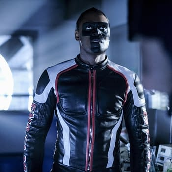 Echo Kellum On Curtis Holts Journey To Being Mr. Terrific