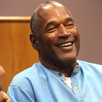 OJ Simpson Released From Prison In The Middle Of The Night