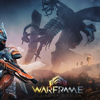 Heres The Highlight Trailer For Warframes Plains Of Eidolon Which Hits Next Week