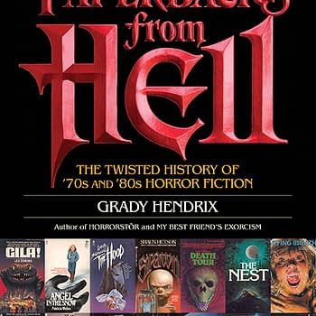 Castle Talk: Grady Hendrix Is Ready To Guide You Through The Paperbacks From Hell