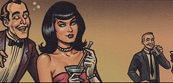 Exclusive: 6-Page Bettie Page Comic By Avallone And Linsner To Appear In Playboy