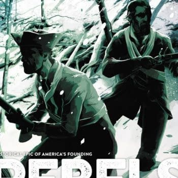 'Rebels: These Free And Independent States' #8 Review: Green Mountain Guerrillas