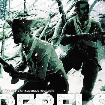 Rebels: These Free And Independent States #8 Review: Green Mountain Guerrillas