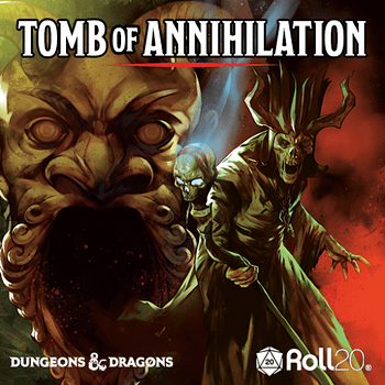 Making Our Way Through Roll20s Version Of Tomb Of Annihilation