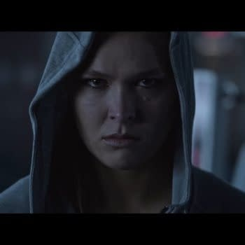 Ronda Rousey Producing New Fight Series, Judo Throws WWE Questions