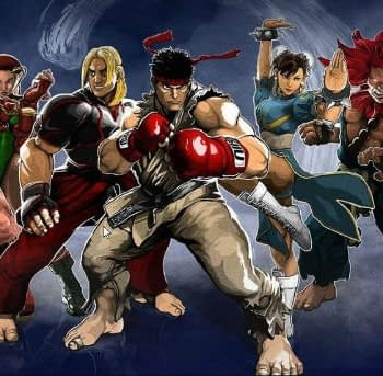 Street Fighter V Content Is Being Given Away In Red Bull