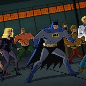 Scooby Doo And Batman Team Up For The Brave And The Bold Animated Movie