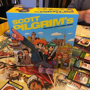 Discovering the Power of Cards: We Review Scott Pilgrims Precious Little Card Game