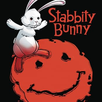 Stabbity Bunny Protector Of Children From Scout January 2018 Solicits