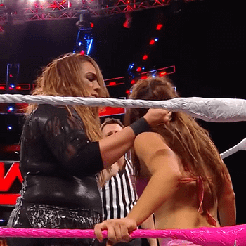 Mickie James Goes Against Nia Jax The Squash Is On