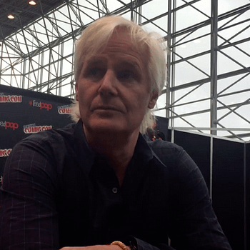 Making A Statement With X Files Chris Carter At New York Comic Con