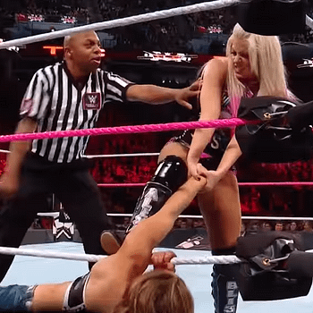 Little Miss Alexa Bliss Defends Her Championship — But For How Long
