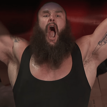 After Surviving 8 Days In Back Of Garbage Truck Braun Strowman Returns To WWE Raw Seeking Revenge