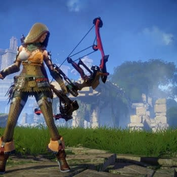 Skyforge Throws Up A Launch Trailer For Xbox One
