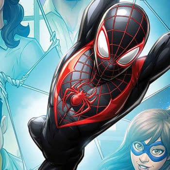 Cover to Spider-Man #21 by Patrick Brown