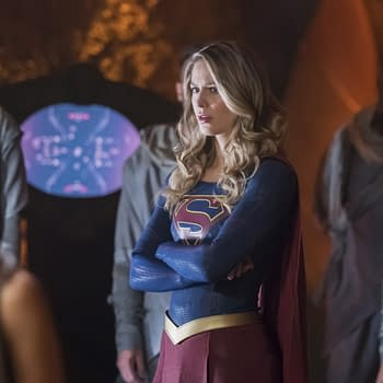 Supergirl Season 3: Jonn And Karas Road Trip To Mars