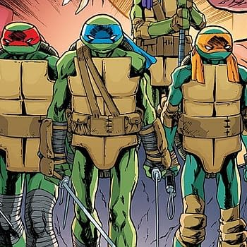 TMNT #75 Review: Dragging Second Half But An Overall Good Read