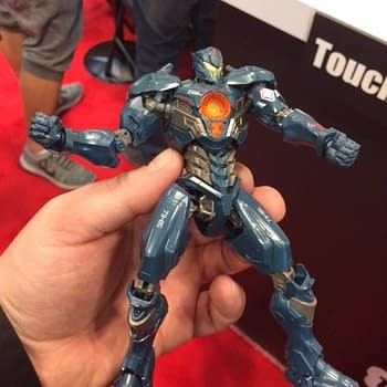 Playing With Little Jaegers And More From Tamashii Nations At NYCC