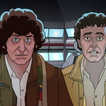 Doctor Who: Shada, The Missing Douglas Adams Story, Recreated As BBC Feature Length Animation. But What Does Ian Levine Think?