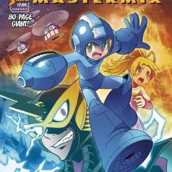 Udon Megaman Mastermix