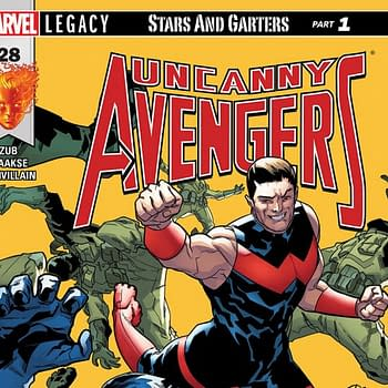 Marvel Legacy Uncanny Avengers #28 Review: Oh My Stars And Garters