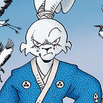 Stan Sakai Netflix Teaming for Animated Usagi Yojimbo Kids Series