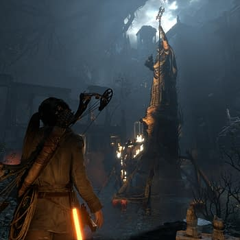 Rise Of The Tomb Raider Was Gorgeous Already And Now Its Even Better