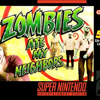Poltergames: Zombies Ate My Neighbors Is The Best Horror Video Game Of All Time