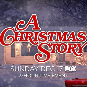 First Teaser For FOXs Live A Christmas Story Is Here