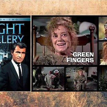 A BC October: Tales From Terror-Vision Night Gallerys Green Fingers (1972)