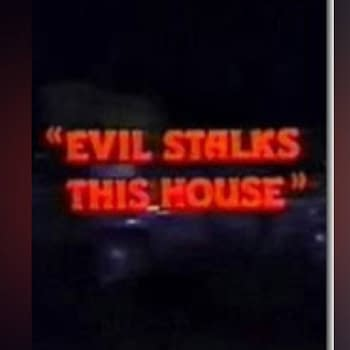 A BC October: Tales From Terror-Vision! 'Evil Stalks This House' (1981)