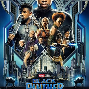 New Black Panther Poster Spotlights TChallas Allies Enemies