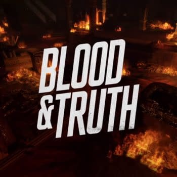 'Blood & Truth' Coming To PlayStation VR In 2018