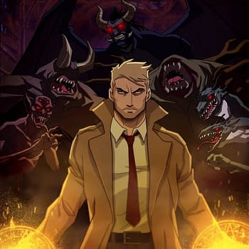 Constantine Animated Series Gets Release Date and a Surprise Connection