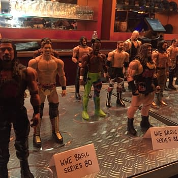 WWE Figures Galore Revealed At Today's Ringside Fest