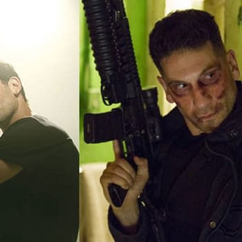 The Walking Dead Trolls The Punisher Over Absentee Dad Shane