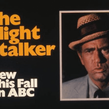 A BC October: Tales From Terror-Vision Kolchak: The Night Stalker (1974)