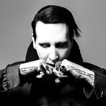 Marilyn Manson Injured During Concert In New York