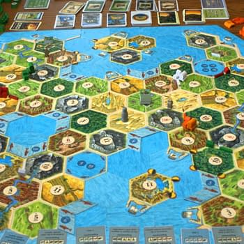 Sony Puts Offer On Settlers Of Catan Movie Rights