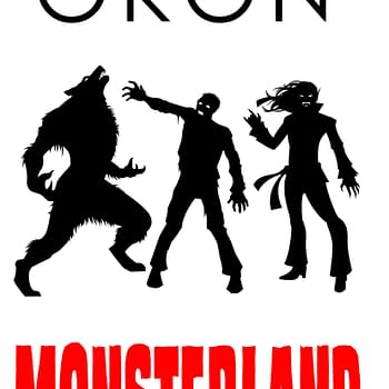 """Castle Talk: Is Monsterland From Author Michael Okon """"Jurassic Park With Zombies?"""""""