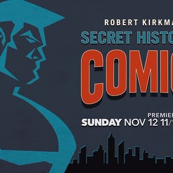 AMC Releases Teaser For Robert Kirkmans Secret History Of Comics