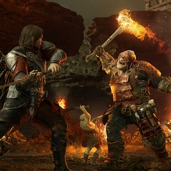 Shadow of War: Desolation of Mordor is Live with Free Updates