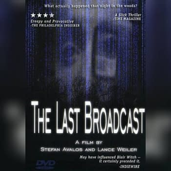 A BC October: Tales From Terror-Vision IFC And The Last Broadcast (1998)