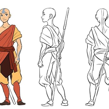 Faith Erin Hicks And Peter Wartman Are The New Creative Team On Avatar: The Last Airbender Comics