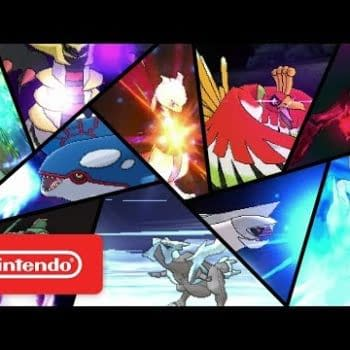Pokemon Ultra Sun And Ultra Moon Catches You Up With An Overview Trailer